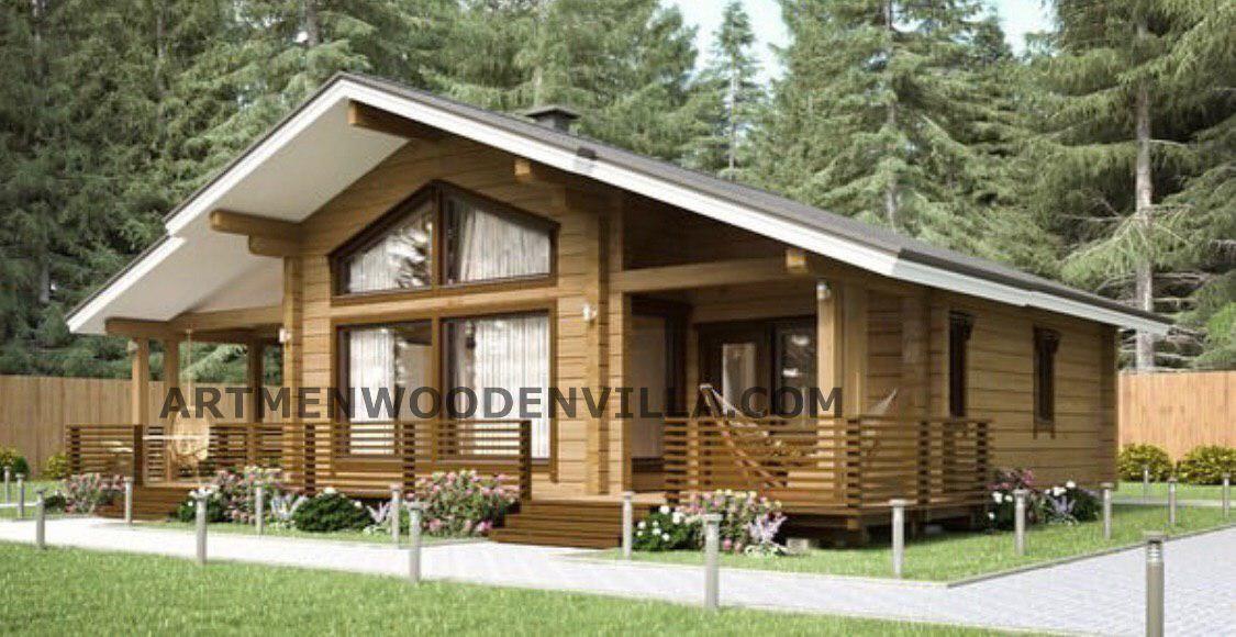 خانه چوبی -شیخ معصومی (1)