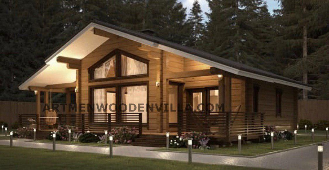 خانه چوبی -شیخ معصومی (2)