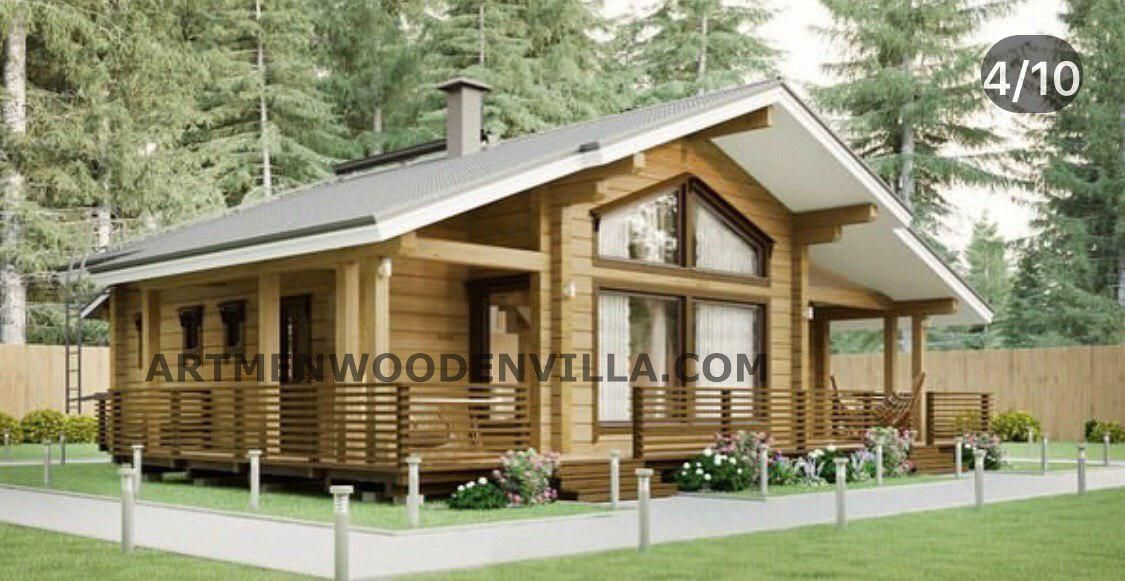 خانه چوبی -شیخ معصومی (3)