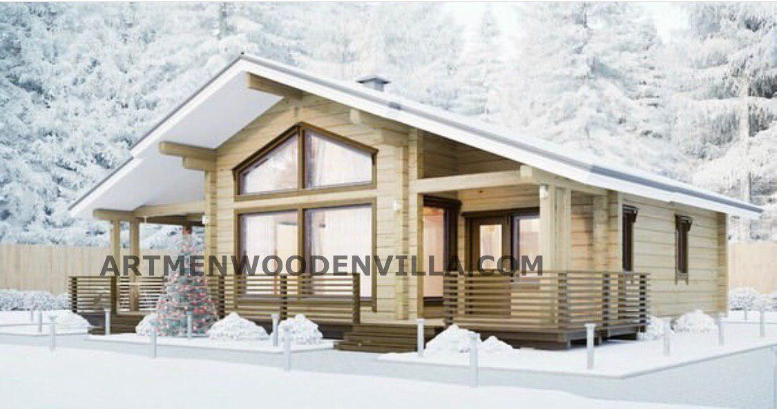خانه چوبی -شیخ معصومی (4)