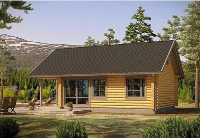 سازگاری خانه های چوبی با محیط زیست