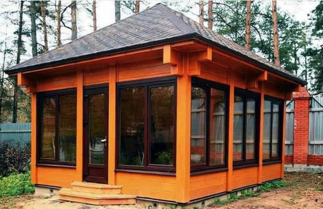 10 ویژگی خانه های چوبی